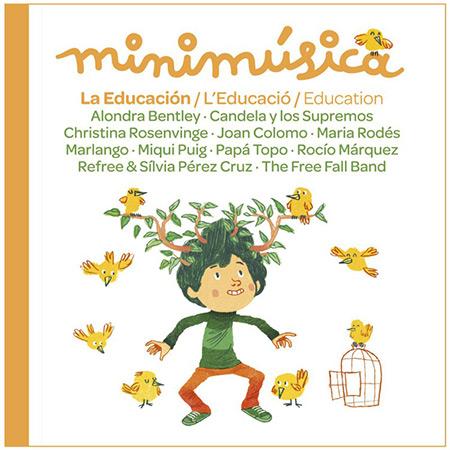 Minimúsica - La Educación. Vol. 4 (Obra colectiva) [2014]