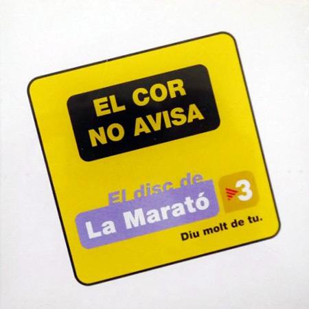 El disc de La Marató 2007 (Obra col·lectiva) [2007]