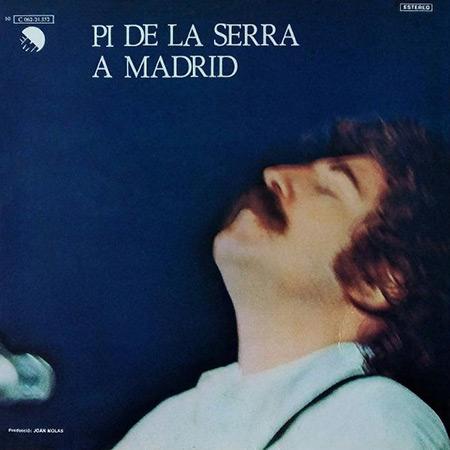 Pi de la Serra a Madrid (Francesc Pi de la Serra) [1977]