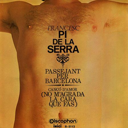 Passejant per Barcelona (Francesc Pi de la Serra) [1970]
