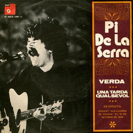 Verda (Francesc Pi de la Serra) [1974]