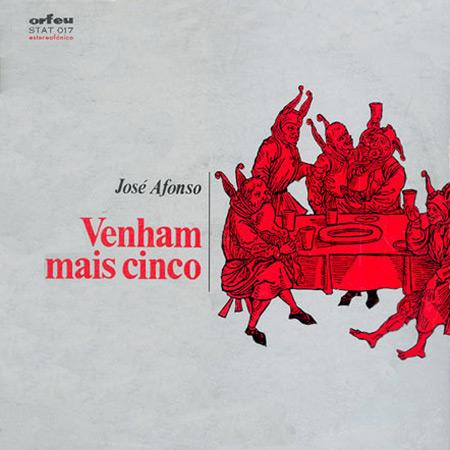 Venham mais Cinco (José Afonso) [1973]