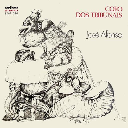 Coro dos Tribunais (José Afonso) [1974]