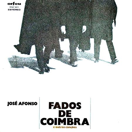 Fados de Coimbra e Outras Canções (José Afonso) [1981]