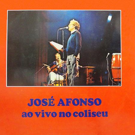 Ao vivo no Coliseu (José Afonso) [1981]