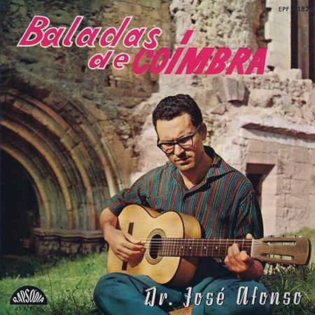 Baladas de Coimbra (José Afonso) [1962]