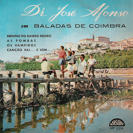 Baladas de Coimbra (José Afonso) [1963]
