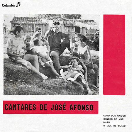 Cantares de José Afonso (José Afonso) [1964]