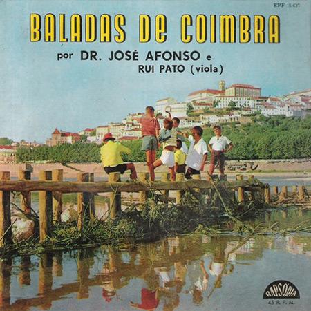 Baladas de Coimbra (José Afonso) [1969]