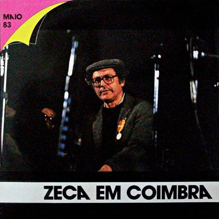 Zeca em Coimbra (José Afonso) [1981]