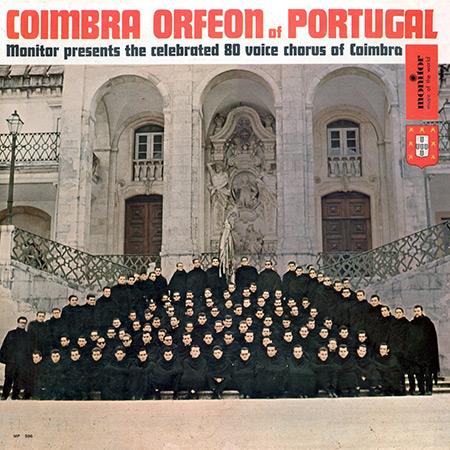 Coimbra Orfeon of Portugal (Orfeão Académico de Coimbra) [1962]