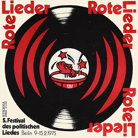 5. Festival des politischen Liedes (Obra colectiva) [1975]