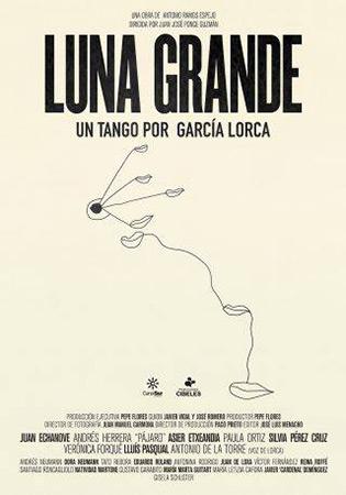 B.S.O. Luna grande, un tango por García Lorca (Obra colectiva) [2017]