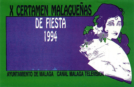 X Certamen Malagueñas de Fiesta 1994 (Obra colectiva) [1994]