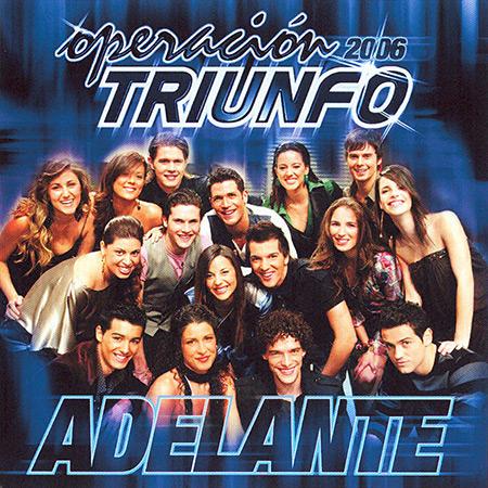 Adelante (Operación Triunfo 2006) [2006]