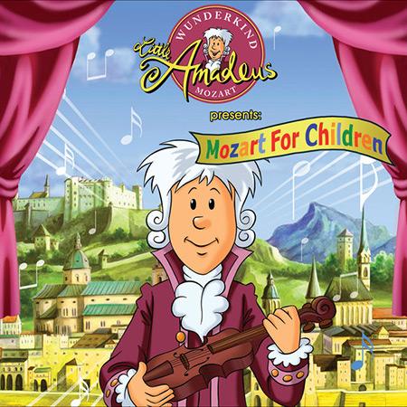 El pequeño Amadeus. Las aventuras del joven Mozart (Obra colectiva) [2006]