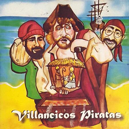Villancicos Piratas (Comparsa de Antonio Martínez Ares) [1998]