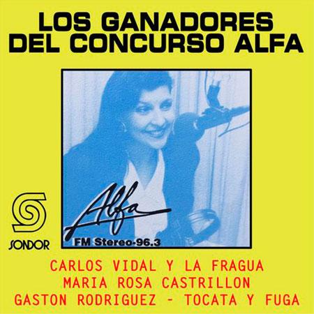 Los ganadores del Concurso Alfa (Obra colectiva) [1991]