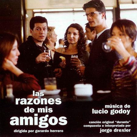 Las razones de mis amigos BSO (Obra colectiva) [2000]