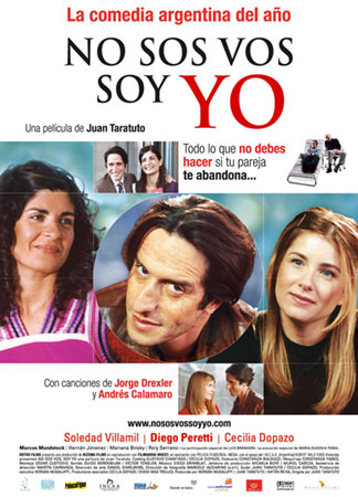 No sos vos, soy yo BSO (Obra colectiva) [2004]