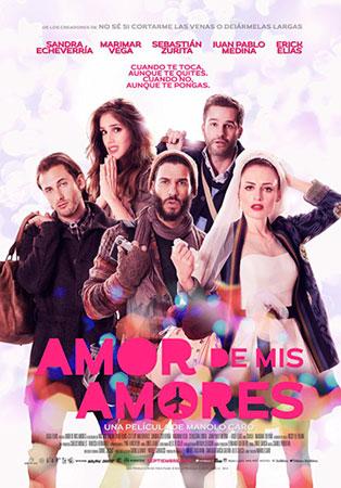 Amor de mis amores BSO (Obra colectiva) [2014]