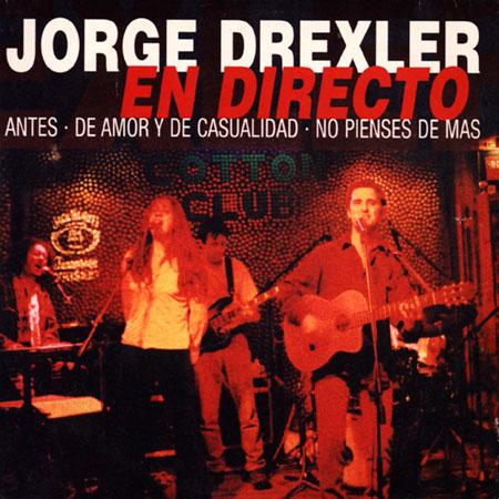 En directo (Jorge Drexler) [1998]