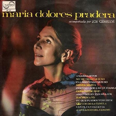 María Dolores Pradera (Amarraditos) (María Dolores Pradera con Los Gemelos) [1966]