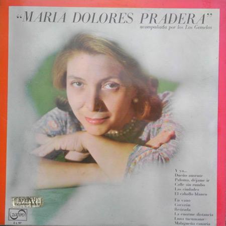 María Dolores Pradera (Y ya…) (María Dolores Pradera con Los Gemelos) [1967]