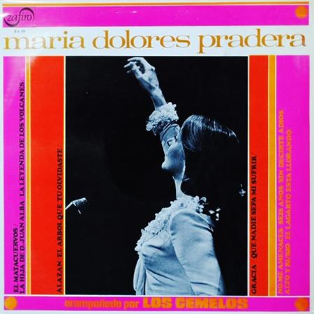 María Dolores Pradera (Seis años) (María Dolores Pradera con Los Gemelos) [1968]