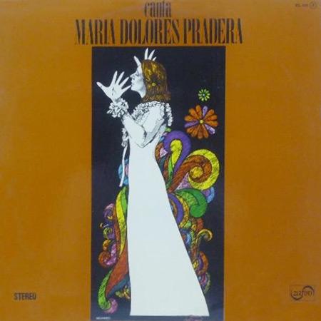 María Dolores Pradera Canta (El tiempo que te quede libre) (María Dolores Pradera) [1970]
