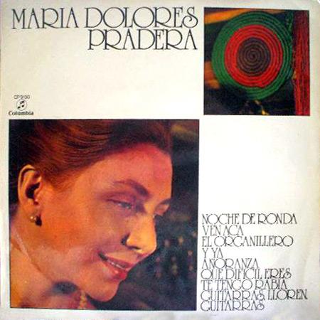 María Dolores Pradera (Noche de ronda) (María Dolores Pradera) [1972]