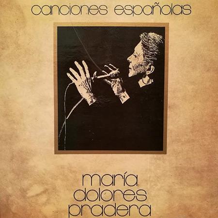 Canciones españolas (María Dolores Pradera) [1974]