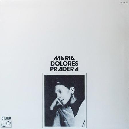 María Dolores Pradera (Soledad sola) (María Dolores Pradera) [1975]