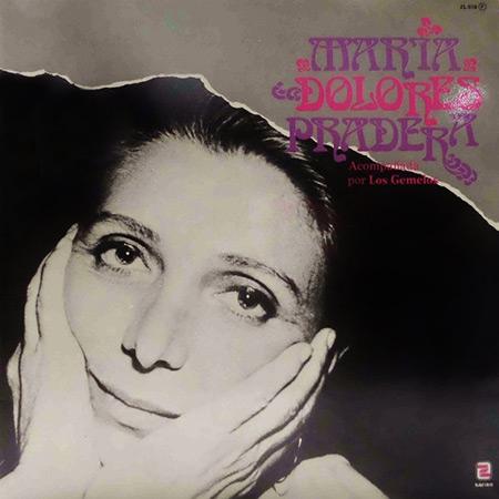 Paloma, llévale (María Dolores Pradera con Los Gemelos) [1981]