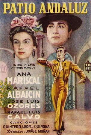 BSO Patio Andaluz (María Dolores Pradera) [1958]