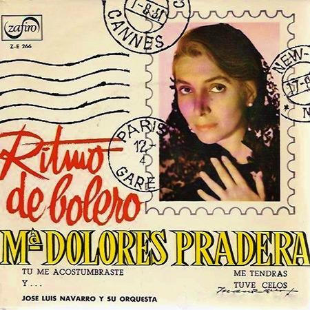 Ritmo de bolero (María Dolores Pradera) [1961]