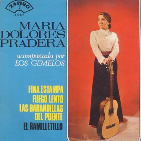 Fina estampa (María Dolores Pradera con Los Gemelos) [1965]