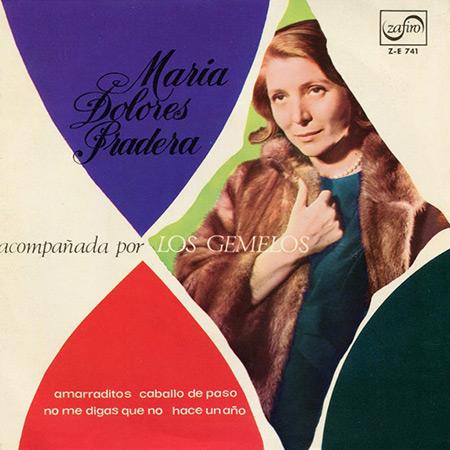 Amarraditos (María Dolores Pradera con Los Gemelos) [1967]