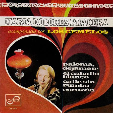 Paloma, déjame ir (María Dolores Pradera con Los Gemelos) [1967]
