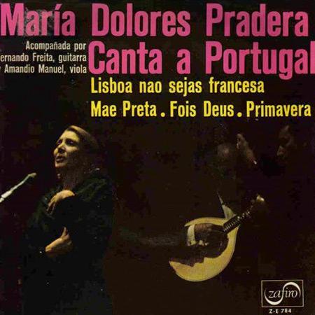 María Dolores Pradera canta a Portugal (María Dolores Pradera) [1968]