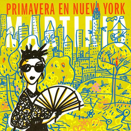 Primavera en Nueva York (Martirio) [2006]