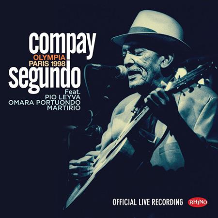 Live Olympia Paris (Compay Segundo) [1998]