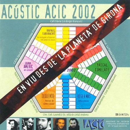 Acústic ACIC 2002 (Obra col·lectiva) [2003]