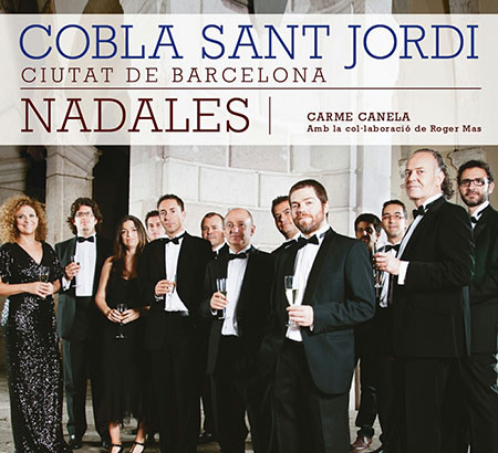 Nadales (Cobla Sant Jordi Ciutat de Barcelona) [2012]