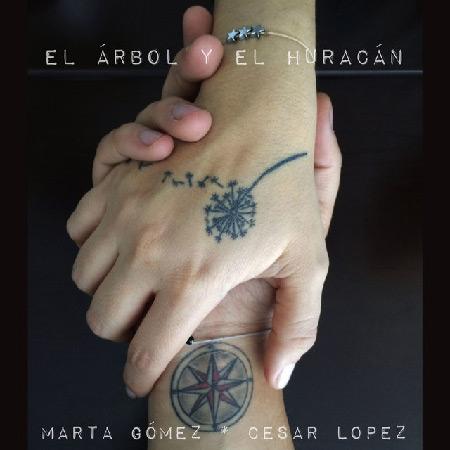 El árbol y el huracán (Marta Gómez y César López) [2015]