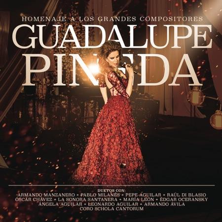 Homenaje a los grandes compositores (Guadalupe Pineda) [2018]