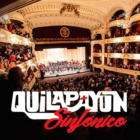 Quilapayún Sinfónico (Quilapayún - Carrasco) [2018]