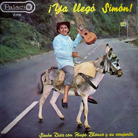 ¡Ya Llegó Simón! (Simón Díaz con Hugo Blanco y su conjunto) [1963]