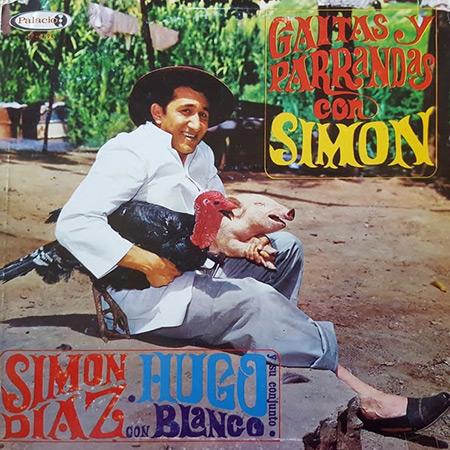 Gaitas y Parrandas con Simón (Simón Díaz con Hugo Blanco y su conjunto) [1966]