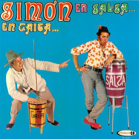 Simón En Salsa, Simón En Gaita (Simón Díaz con Hugo Blanco y su conjunto) [1967]